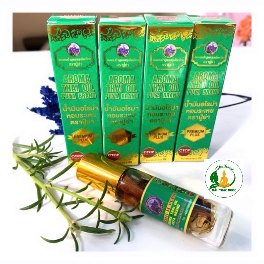 Dầu thái lan, dầu gió, dầu sâm 29 loại thảo dược