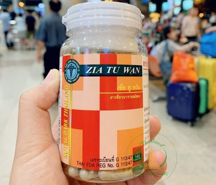 thuốc zia tu wan là gì có tốt không?