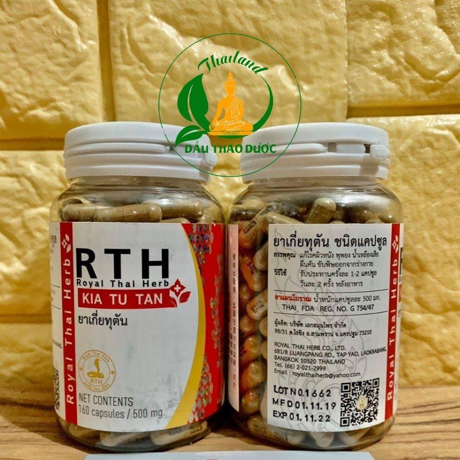 thuốc rắn thái lan số 1 kia tu tan royal thai herb