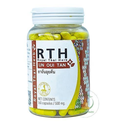 thuốc rắn thái lan số 1 royal thai herb rth