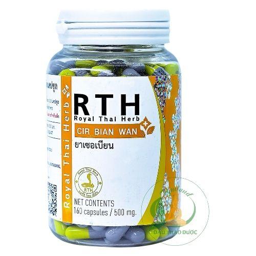Thuốc rắn thái lan số 03 CIR BIAN WAN royal thai herb rth