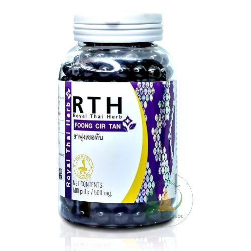thuốc rắn thai lan số 7 foong cir tan royal thai herb rth